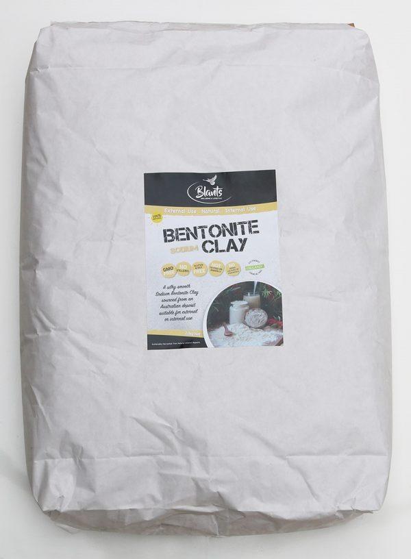 Organic Bentonite Clay 20kg