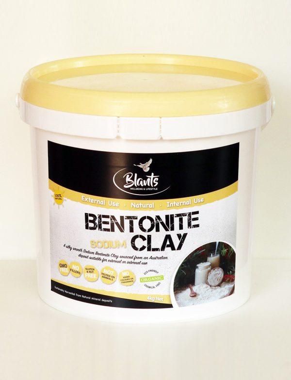 Organic Bentonite Clay