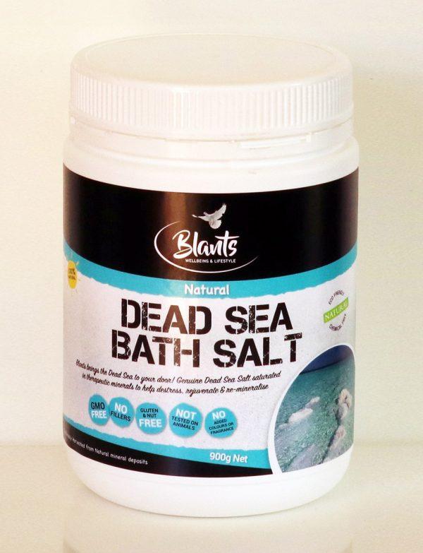 Dead Sea Salt - 900g
