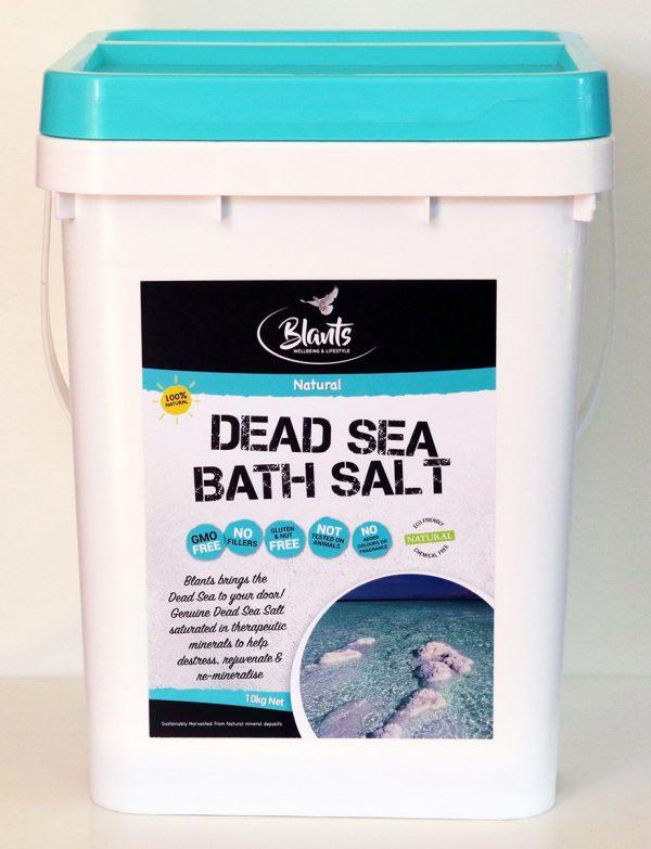 Dead Sea Salt - 10kg