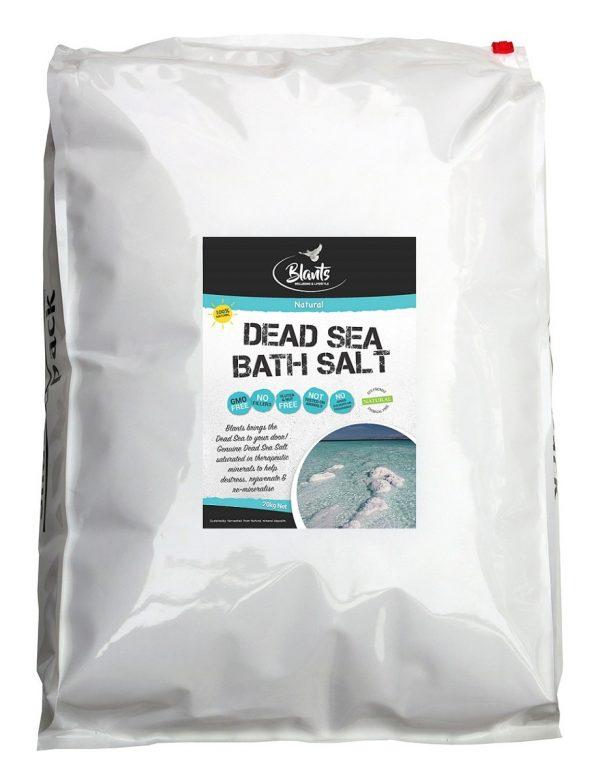 Genuine Dead Sea Salt - 20kg