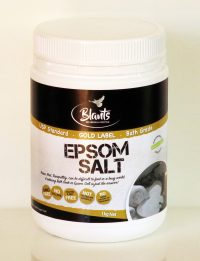 Epsom Salt - Gold Label 1kg