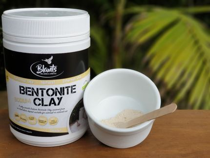 Face Mask Bentonite Clay