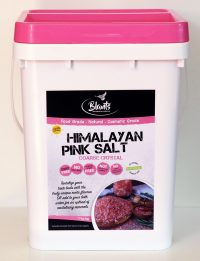 Himalayan Pink Salt - Coarse 11kg