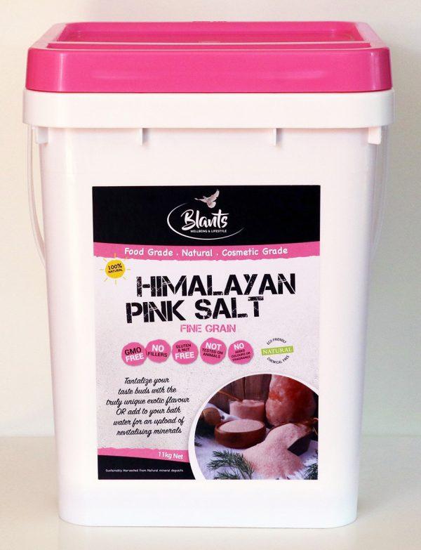 Himalayan Pink Salt - 11kg