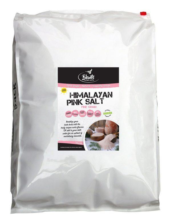 Himalayan Pink Salt - Fine 20kg