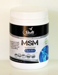 MSM - Pure Organic Sulfur-OptiMSM 800g