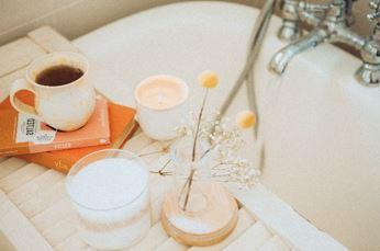 Magnesium Bath Salts improves sleep
