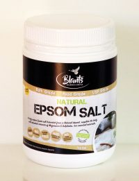 Natural Epsom Salt – Food Grade - 1kg