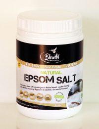 Natural Epsom Salt – Food Grade - 1kg