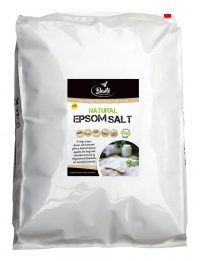 Natural Epsom Salt - food grade 20kg