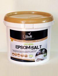 Natural Epsom Salt - Food Grade 5kg