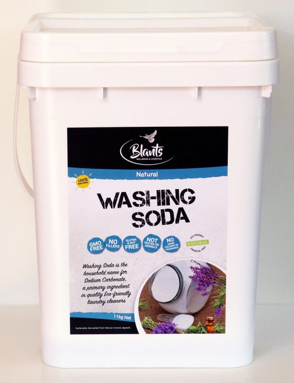 Natural Washing Soda 11kg