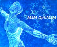 MSM - Pure Organic Sulfur - OptiMSM