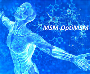 MSM - Pure Organic Sulfur-OptiMSM